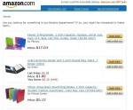 Amazon Binder Sale After Romney Loss
